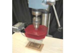 Drill Press Attachment for Branding Irons