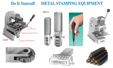 Welcome To Short Order Products Metal Stamps Engraving